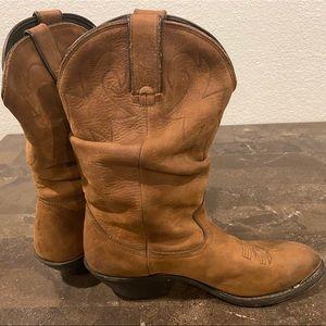 "Durango Women's 11"" Slouch Cowgirl Boot"